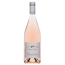 Notre nouvelle bouteille de rosé